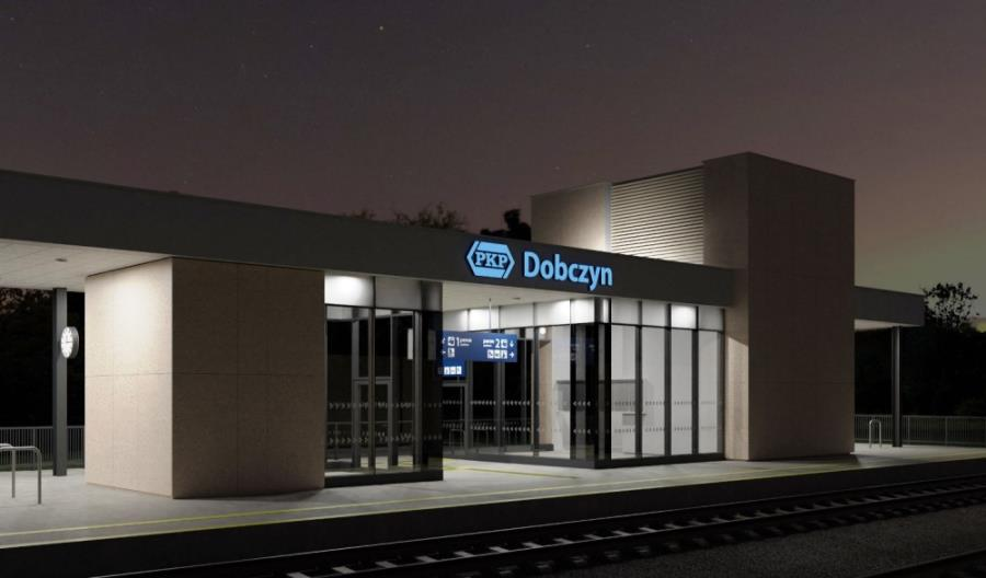Dworce systemowe w Barchowie i Dobczynie – na trasie Rail Baltiki