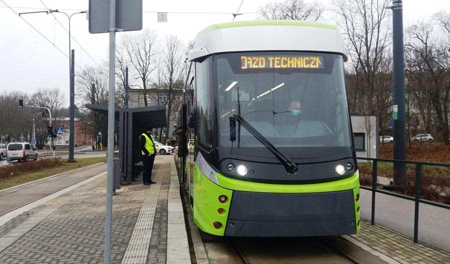Olsztyn: Odwołanie ws. rozbudowy tramwajów. Panorama na jazdach testowych