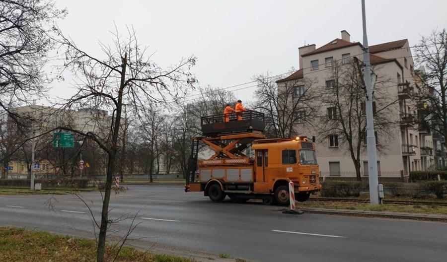 Toruń: Ruszyła modernizacja torowiska tramwajowego w ul. Kraszewskiego