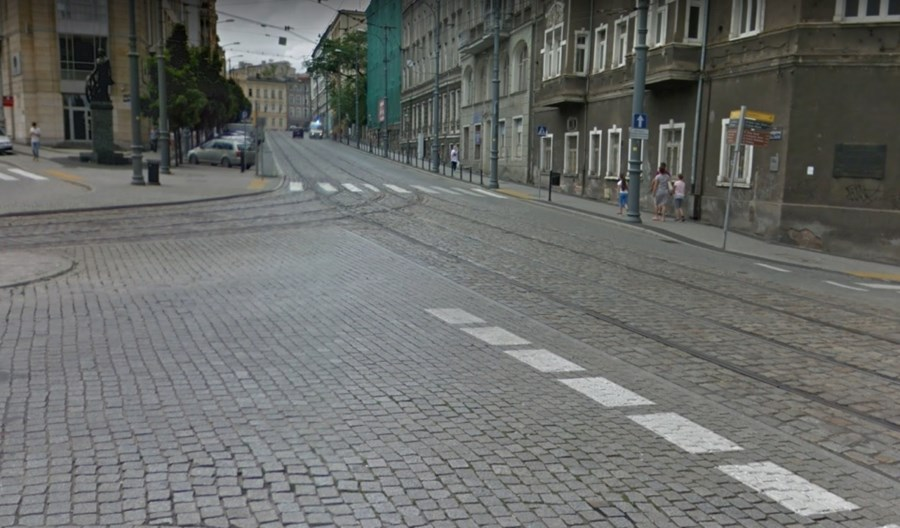 Poznań: Pojawi się tymczasowy skręt dla tramwajów przy pl. Wiosny Ludów
