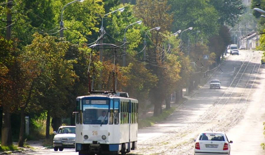 Żytomierz zlikwiduje tramwaje?