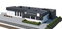 Dworzec Żytkowice zostanie przebudowany [wizualizacje]