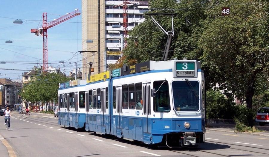 Winnica otrzyma kolejne używane tramwaje z Zurychu