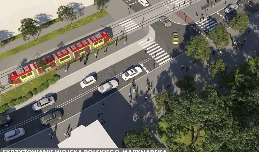 Łódź wybrała wykonawcę przebudowy torów na Wojska Polskiego