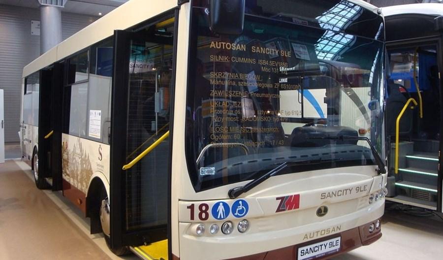 Sandomierz: Przetarg na nowe autobusy