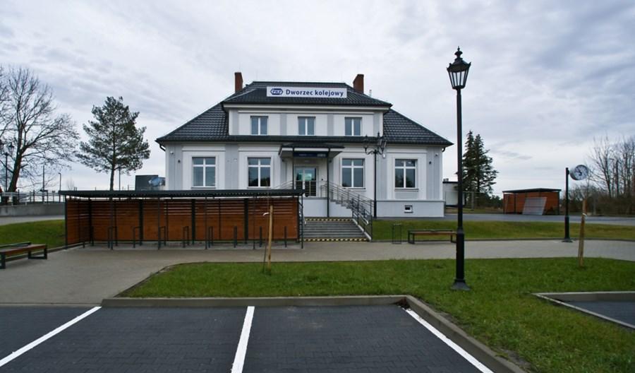 Dworzec Siemiatycze otwarty po przebudowie