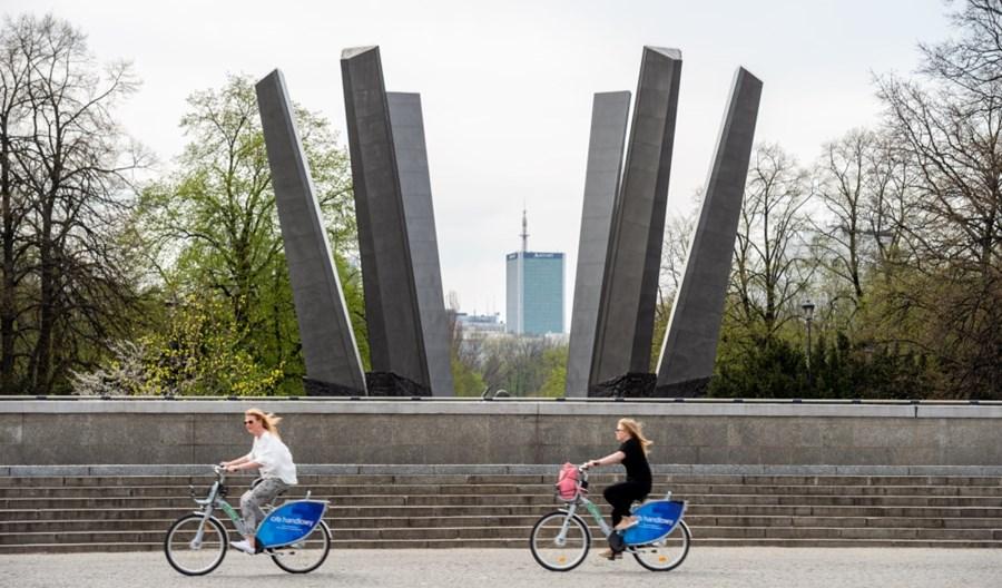 Warszawa: Veturilo także w 2021 r. ZDM rozstrzyga przetarg pomostowy