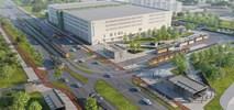 Warszawa prezentuje wizualizacje okolic ostatnich stacji II linii metra