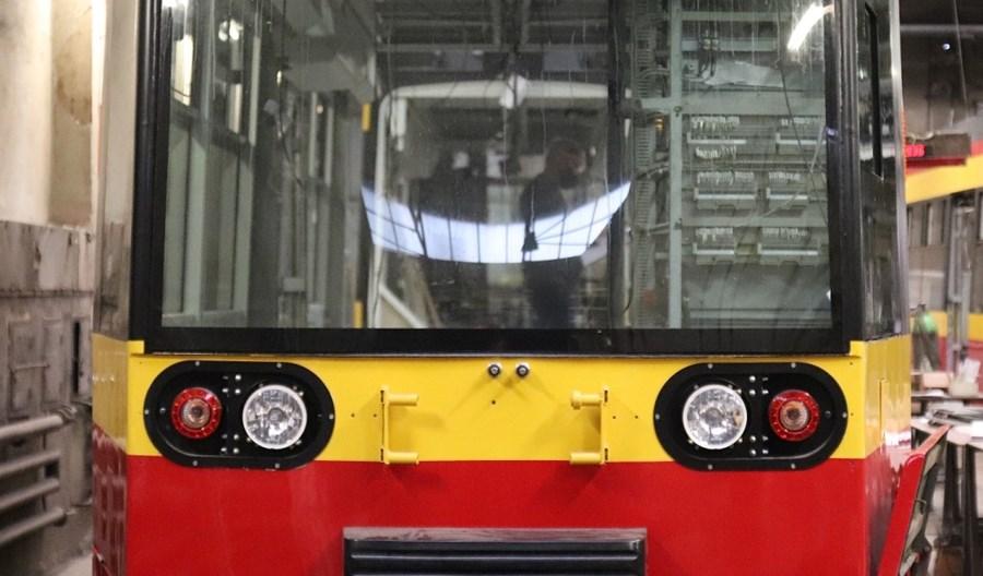 MPK Łódź: Trwa modernizacja pierwszego NF6D