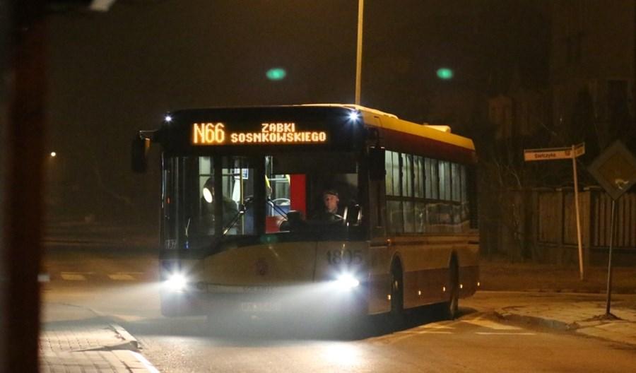 Ząbki zawieszają nocną linię do Warszawy. Przegrała z pandemią i Uberem
