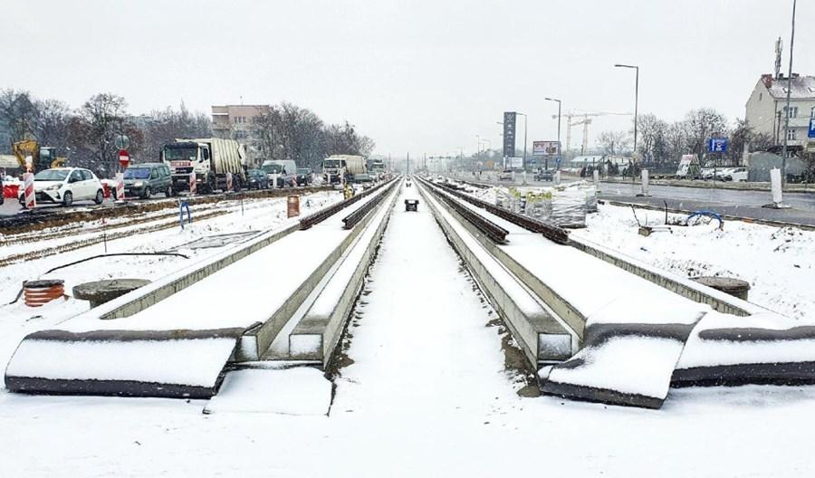 Poznań: Przebudowa ronda Rataje. Bez tramwajów na Zamenhofa