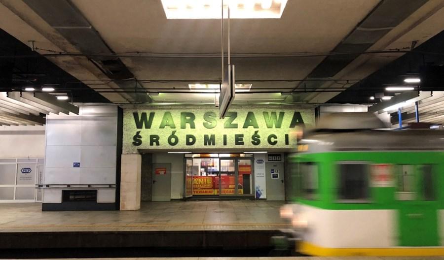 Warszawa: Jak pojadą pociągi w czasie remontu średnicy? Nie wszystkie podmiejskie na Centralnej