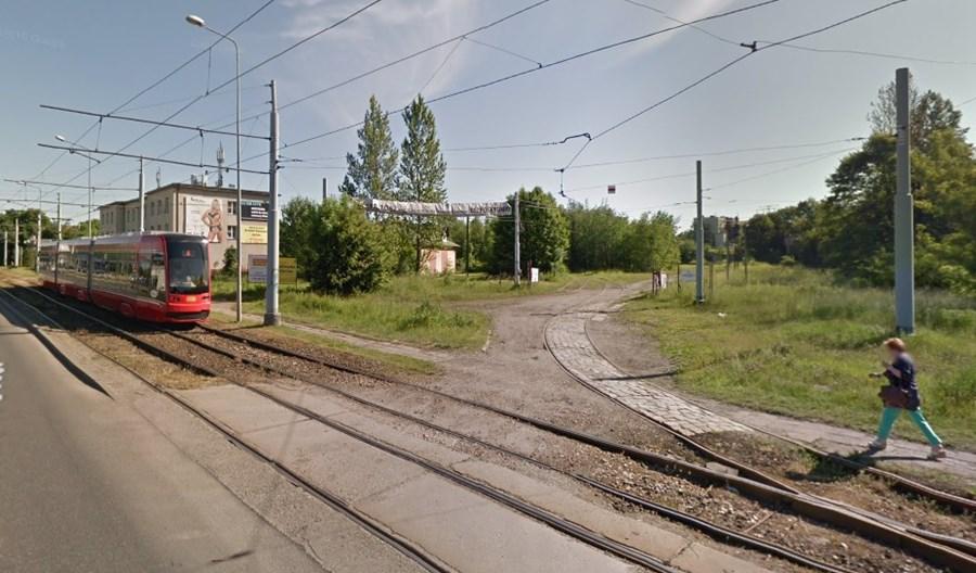 Prace przy dawnej zajezdni Bytom Łagiewniki. Kilka dni bez tramwajów do Chorzowa