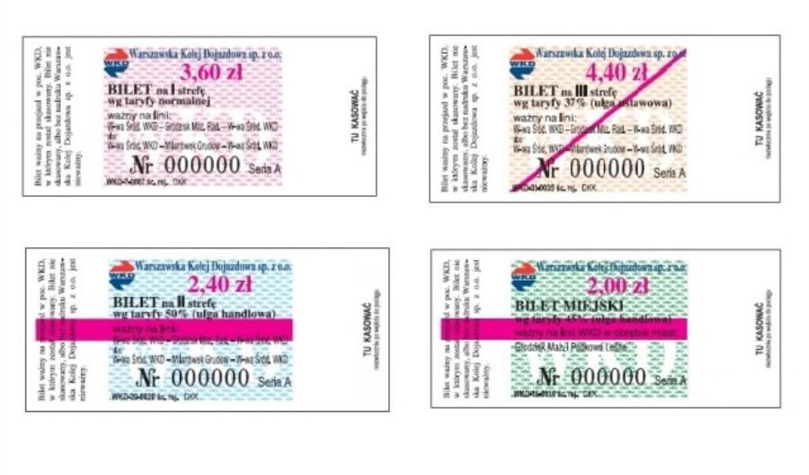 WKD: Koniec ery biletów papierowych
