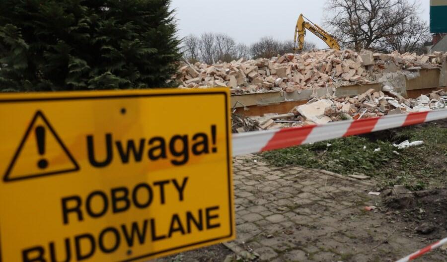Kraków: Tramwaj do Górki Narodowej. Prace postępują mimo zimy
