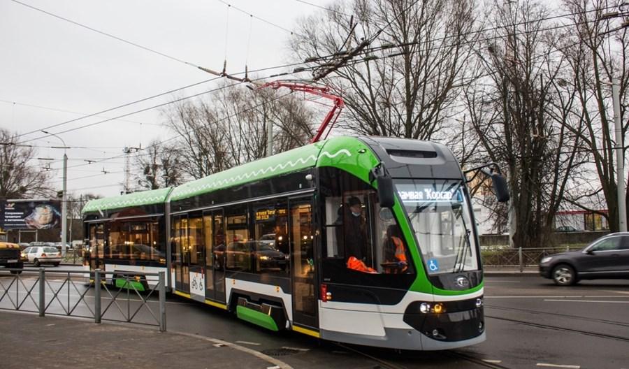 Kaliningrad wyleasinguje nowe tramwaje i autobusy. Ruszył przetarg