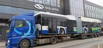 Rusza dostawa nowych elektrobusów dla Krakowa
