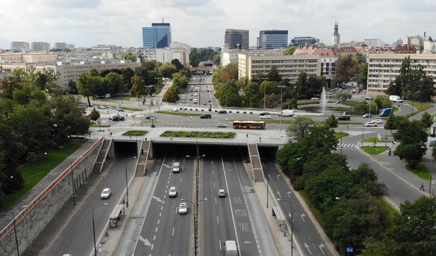 Warszawa: Bliżej przebudowy pl. Na Rozdrożu. Windy i brak przejść podziemnych