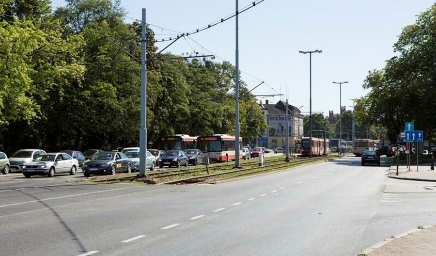 Gdańsk: Jest umowa na budowę drogi rowerowej wzdłuż Wałów Jagiellońskich