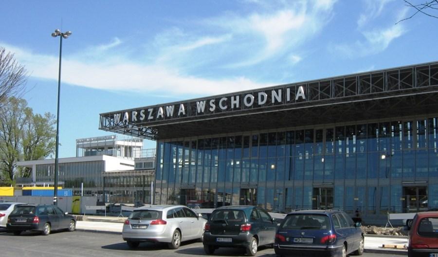 Dwie oferty na studium dla węzła  Warszawa Wschód – z myślą o III linii metra