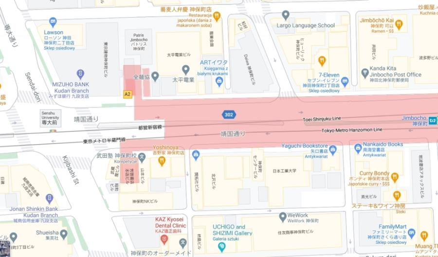 Google dostrzegł pieszych. Na mapach pojawią się pasy, przejścia podziemne i kładki