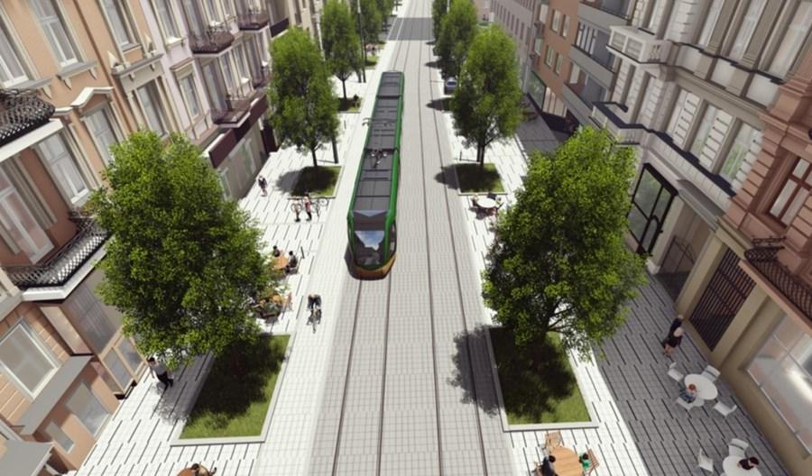 Poznań: Przed budową tramwaju w ul. Ratajczaka badania drgań