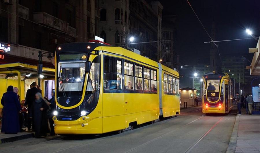 Ukraińska Tatra-Jug zakończyła kontrakt na dostawy tramwajów do Egiptu