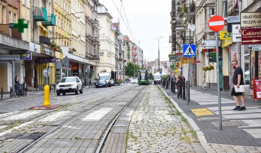 Poznań podpisał umowę z wykonawcą przebudowy ul. Św. Marcin i Al. Marcinkowskiego