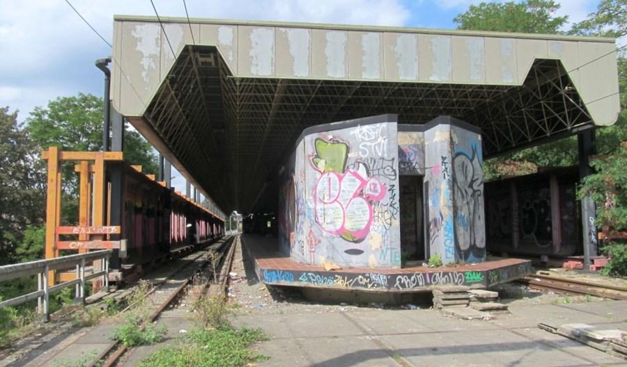 Belgia. W  Charleroi rozbudują linię premetra nieużywaną od lat 80.