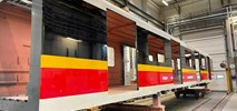 Metro: Pierwsze wagony Škody w warszawskim malowaniu
