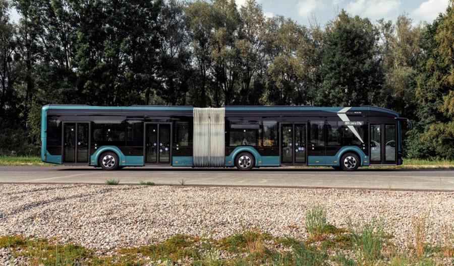 PKM Gliwice wybrały dostawcę autobusów przegubowych