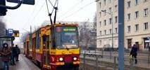 """Łódź: Ponad miesiąc bez tramwajów na Franciszkańskiej. """"Czekamy na ocieplenie"""""""