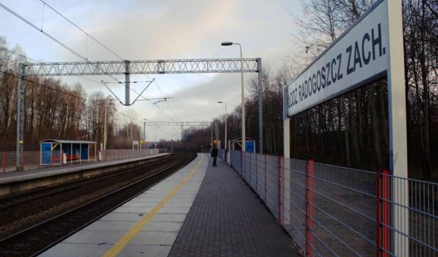 Łódź: Nie będzie nowej pętli przy przystanku kolejowym Radogoszcz Zachód