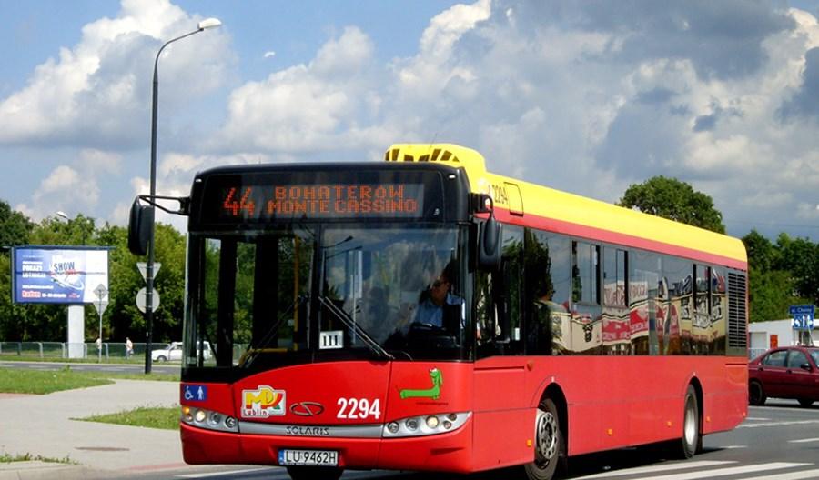 Lublin: Autobusy wodorowe w nowej perspektywie? Decyzja za około rok