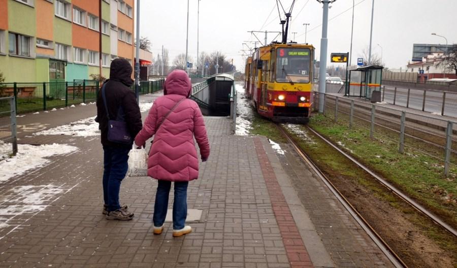 Łódź: Kolejne awaryjne zamknięcie linii tramwajowej