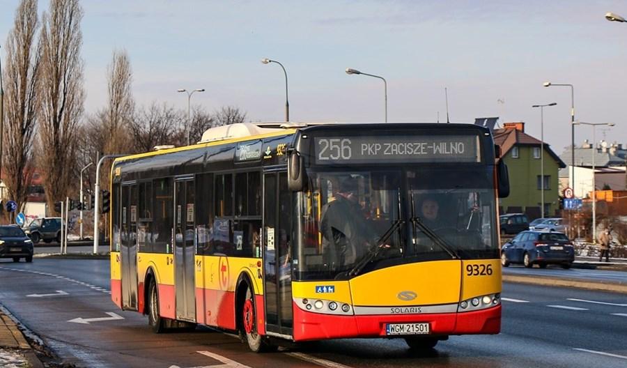 Warszawski ZTM wdraża autobusowe priorytety