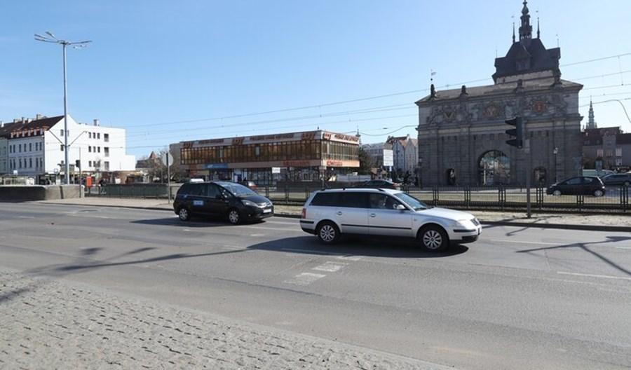 Gdańsk: Są oferty na budowę przejścia naziemnego przy Bramie Wyżynnej