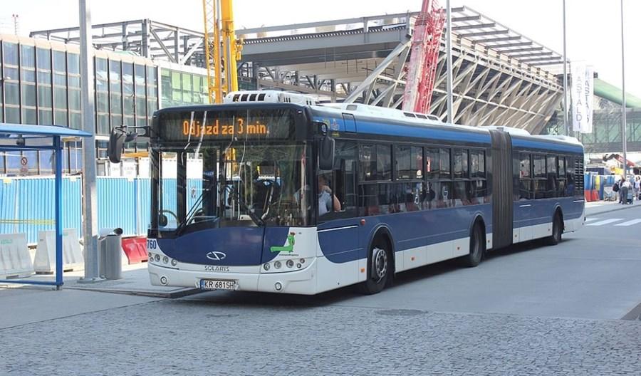 Kraków: Duża pojemność pojazdów komunikacji miejskiej. Szansa na elektryczne przegubowce