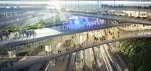 CPK: Koncepcja węzła kolejowego i ostateczna lokalizacja lotniska w tym roku