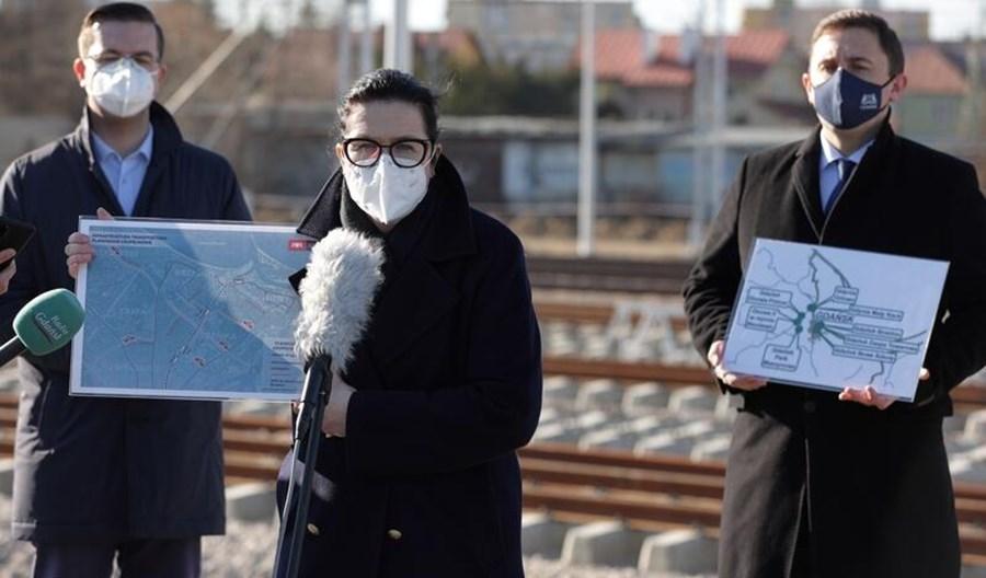 Gdańsk: Z programu przystanków kolejowych zostało niewiele