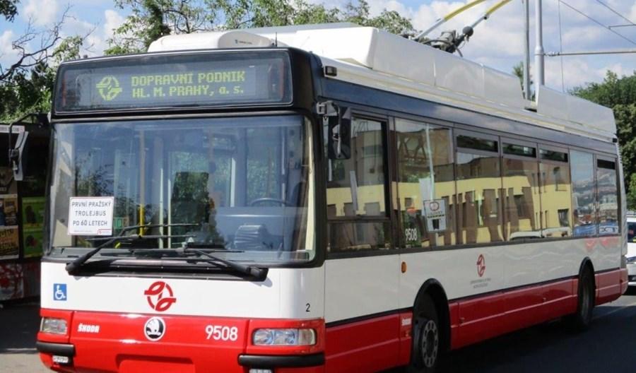 Praga z pozwoleniem na budowę trasy tramwajowej i trolejbusowej