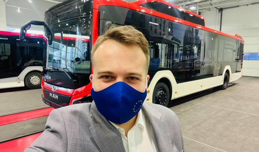 20 gazowych MAN-ów pojedzie do Starachowic. Umowa podpisana