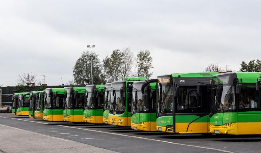 Poznań kupuje pięć autobusów klasy mini