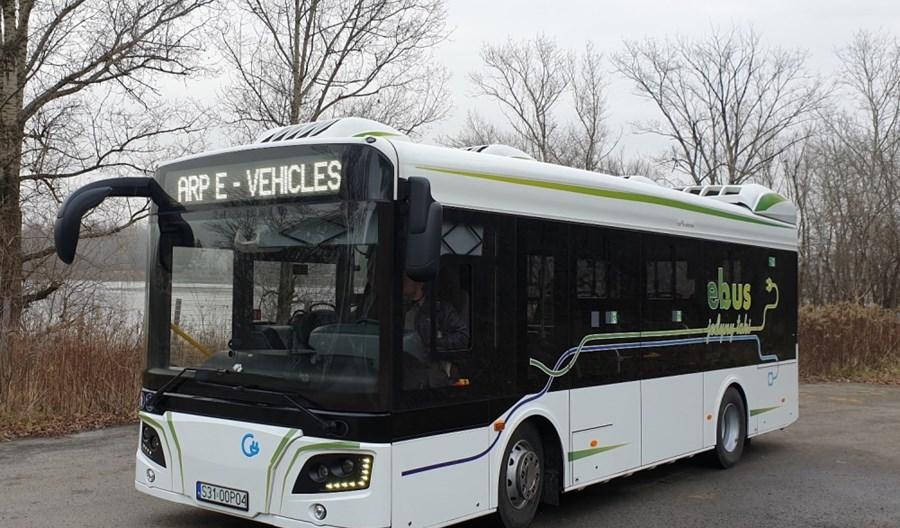 Tour elektrycznej Pilei ARP po Polsce