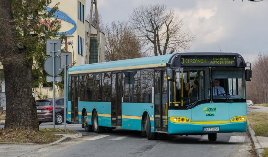 PKM Jaworzno zakończyło eksploatację 15-metrowych Solarisów