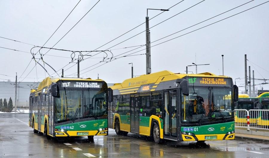 """Tychy ze środkami na zakup """"supertrolejbusów"""""""