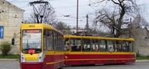 Łódź: Bieżący remont skrzyżowania w okrojonym kształcie. Kolejne trasy z zawieszonym ruchem