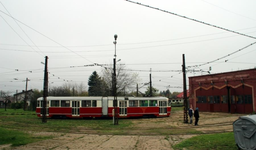 """Łódź: Zajezdnia muzealna Brus trafi do MPK? """"Niemal pewne"""""""