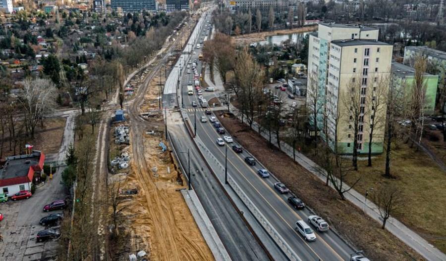 Łódź: Śmigłego-Rydza gotowa w trzech czwartych