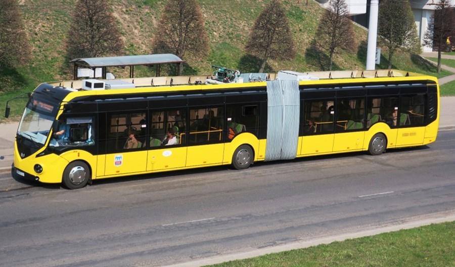 Lublin: Polsko-białoruskie starcie w przetargu na elektrobusy